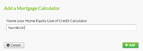 line of credit calculator
